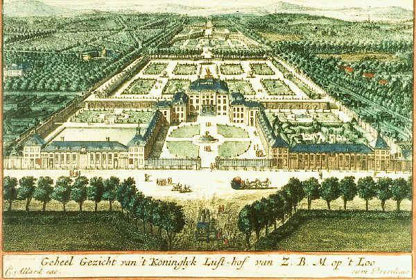 Versailles for Jardines barrocos