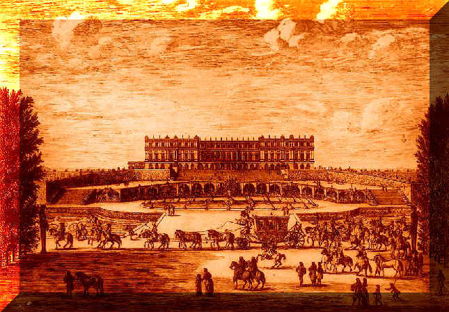 Galleria degli specchi versailles for Charles che arredo la reggia di versailles