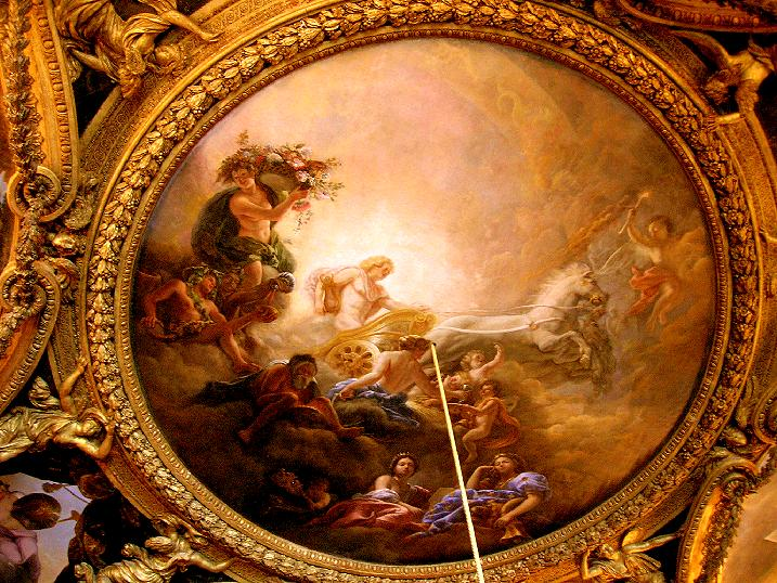 Salone di apollo versailles for Charles che arredo la reggia di versailles