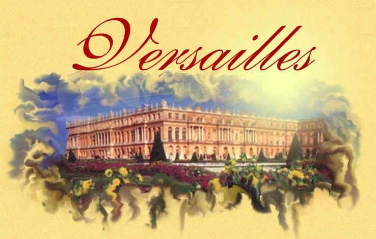 La reggia di versailles stato il palco per un for Charles che arredo la reggia di versailles